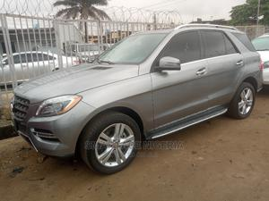 Mercedes-Benz M Class 2013 Gray | Cars for sale in Lagos State, Surulere