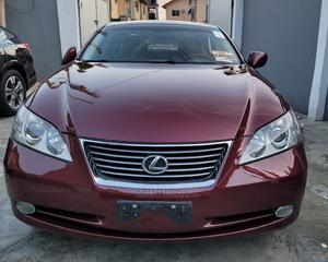 Lexus ES 2008 350 Red   Cars for sale in Lagos State, Magodo