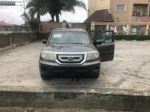 Honda Pilot 2010 Gray   Cars for sale in Lagos State, Ajah