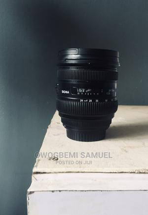 SIGMA LENS 24 To 70mm | Accessories & Supplies for Electronics for sale in Lagos State, Ogba