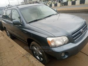 Toyota Highlander 2005 Limited V6 Gray | Cars for sale in Lagos State, Isolo