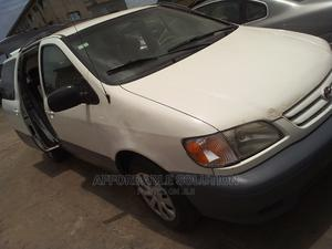 Toyota Sienna 2003 White   Cars for sale in Lagos State, Abule Egba
