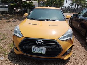 Hyundai Veloster 2013 Veloster (Standard) Yellow | Cars for sale in Kaduna State, Zaria