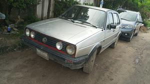Volkswagen Golf 1999 Silver   Cars for sale in Lagos State, Amuwo-Odofin
