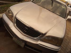 Acura RL 2000 3.5 Silver   Cars for sale in Lagos State, Abule Egba