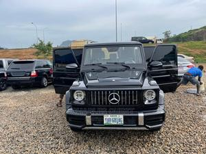 Mercedes-Benz G-Class 2007 Base G 55 AMG 4x4 Black | Cars for sale in Abuja (FCT) State, Gwarinpa