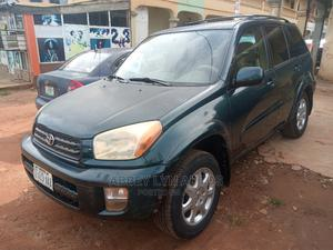 Toyota RAV4 2002 Automatic Green | Cars for sale in Lagos State, Ikotun/Igando