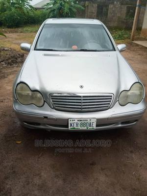 Mercedes-Benz C240 2006 Silver | Cars for sale in Ekiti State, Ado Ekiti