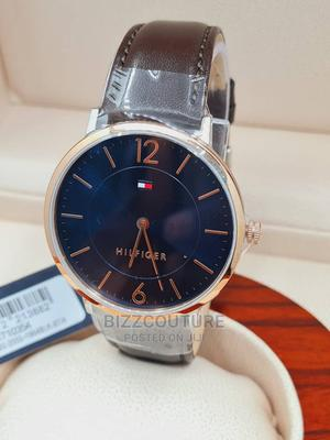 High Quality TOMMY HILFIGER Leather Watch for Men | Watches for sale in Abuja (FCT) State, Asokoro