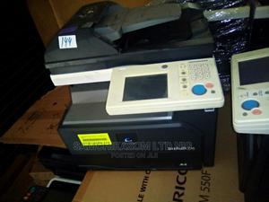 Konica Minolta Bizhub 25e Black and White Machine | Printers & Scanners for sale in Lagos State, Surulere