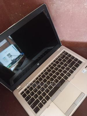 Laptop HP EliteBook Folio 9470M 8GB Intel Core I5 HDD 500GB   Laptops & Computers for sale in Lagos State, Ojo