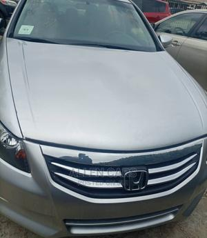 Honda Accord 2012 Gray | Cars for sale in Lagos State, Ikeja