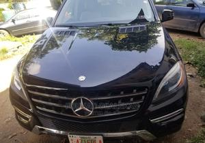 Mercedes-Benz M Class 2014 Black | Cars for sale in Lagos State, Surulere