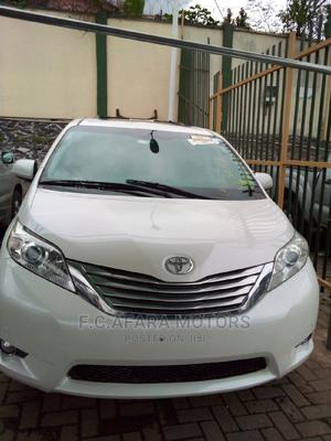 Toyota Sienna 2012 Limited 7 Passenger White | Cars for sale in Lagos State, Ojodu