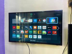 "Samsung 40"" 4K Uhd Hdr Smart TV   TV & DVD Equipment for sale in Lagos State, Ikeja"