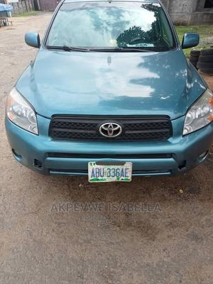 Toyota RAV4 2007 Blue | Cars for sale in Rivers State, Port-Harcourt