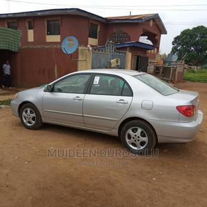 Toyota Corolla 2006 LE Silver | Cars for sale in Oyo State, Saki West