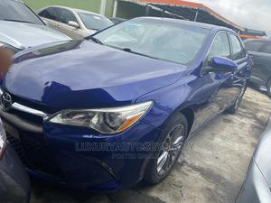 Toyota Camry 2016 Blue | Cars for sale in Lagos State, Ifako-Ijaiye