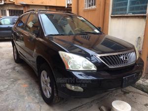 Lexus RX 2008 350 Black | Cars for sale in Lagos State, Agboyi/Ketu