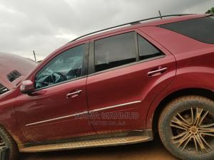Mercedes-Benz M Class 2008 Red   Cars for sale in Edo State, Benin City