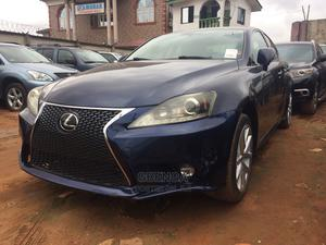 Lexus IS 2012 Blue   Cars for sale in Lagos State, Abule Egba