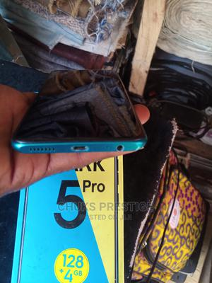 Tecno Spark 5 Pro 128 GB Blue   Mobile Phones for sale in Abuja (FCT) State, Wuse