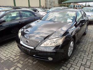 Lexus ES 2008 350 Black | Cars for sale in Lagos State, Ojodu