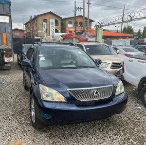 Lexus RX 2004 330 Blue | Cars for sale in Lagos State, Agege