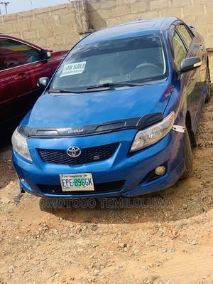 Toyota Corolla 2008 1.8 LE Blue | Cars for sale in Ekiti State, Ado Ekiti