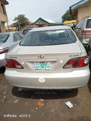 Lexus ES 2002 300 Silver   Cars for sale in Lagos State, Ifako-Ijaiye