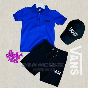 3 Pieces VANZ Cloth | Children's Clothing for sale in Lagos State, Agege