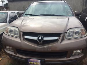 Acura MDX 2004 Gold   Cars for sale in Lagos State, Abule Egba