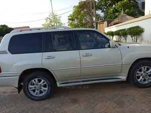 Lexus LX 2003 470 AWD Silver | Cars for sale in Lagos State, Lekki