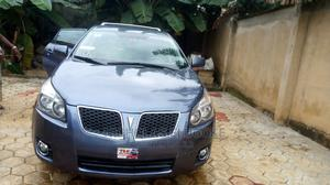 Pontiac Vibe 2009 2.4 4WD Blue | Cars for sale in Osun State, Ife
