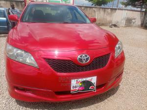 Toyota Camry 2007 Red | Cars for sale in Abuja (FCT) State, Wuse 2