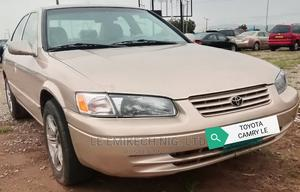 Toyota Camry 1999 Automatic Gold | Cars for sale in Abuja (FCT) State, Gwagwalada