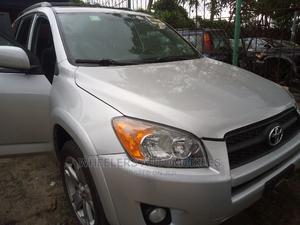 Toyota RAV4 2010 2.5 Sport 4x4 Silver | Cars for sale in Lagos State, Amuwo-Odofin