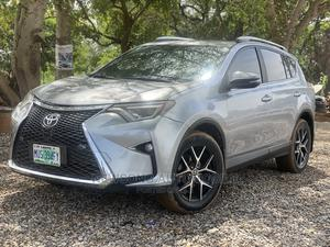 Toyota RAV4 2016 Silver | Cars for sale in Abuja (FCT) State, Gwarinpa