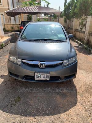 Honda Civic 2009 Gray   Cars for sale in Abuja (FCT) State, Gaduwa