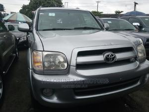 Toyota Sequoia 2006 Silver   Cars for sale in Lagos State, Apapa