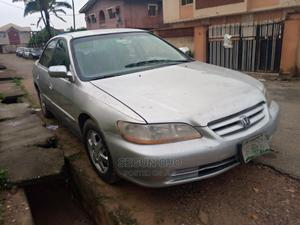 Honda Accord 2002 LX Automatic Silver   Cars for sale in Lagos State, Ikeja