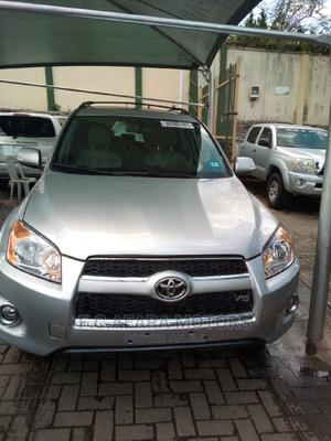 Toyota RAV4 2009 Limited V6 4x4 Silver | Cars for sale in Lagos State, Ojodu