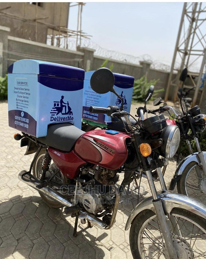 Dispatch Rider Needed   Logistics Services for sale in Central Business District, Abuja (FCT) State, Nigeria