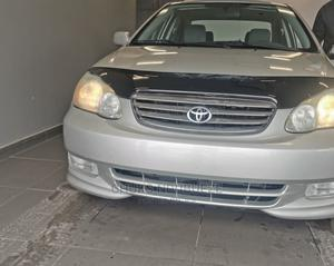 Toyota Corolla 2007 S Silver | Cars for sale in Abuja (FCT) State, Lugbe District