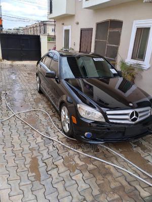 Mercedes-Benz C300 2010 Black | Cars for sale in Lagos State, Ojodu