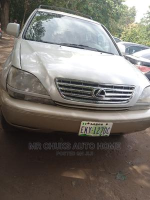 Lexus RX 2001 White | Cars for sale in Abuja (FCT) State, Gaduwa