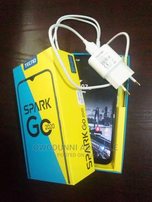 Tecno Spark Go 2020 32 GB Black | Mobile Phones for sale in Lagos State, Shomolu