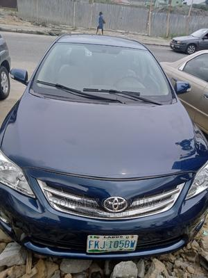 Toyota Corolla 2010 Blue | Cars for sale in Rivers State, Port-Harcourt