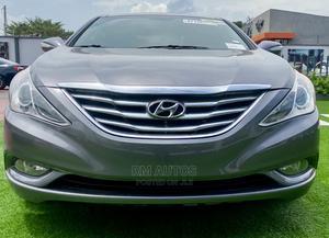 Hyundai Sonata 2013 Gray | Cars for sale in Lagos State, Magodo