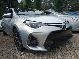 Toyota Corolla 2017 Silver | Cars for sale in Abuja (FCT) State, Garki 2